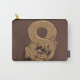 Chase Your Tail Forever Carry-All Pouch