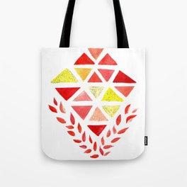Geometric Dreams Tote Bag