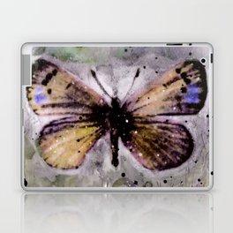 Butterfly Prayers No. 1C by Kathy Morton Stanion Laptop & iPad Skin