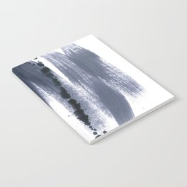 brush strokes 10 Notebook