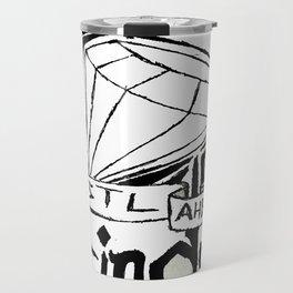 STL Grinder Travel Mug