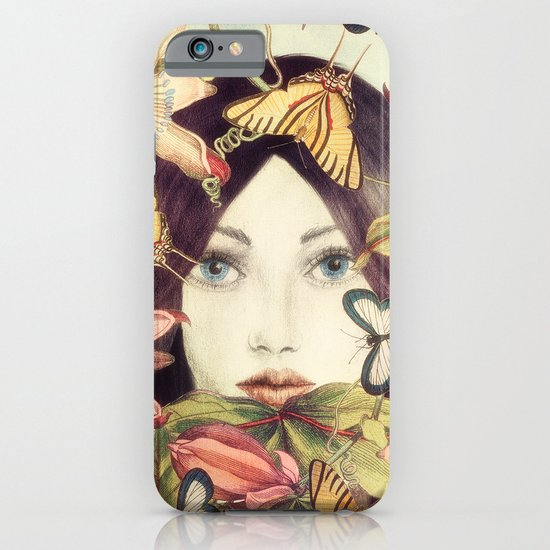 Whispers From A Secret Garden iPhone & iPod Case
