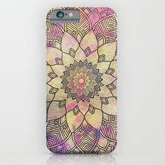The Energy Flower iPhone 6s Slim Case