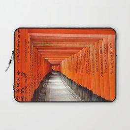 Fushimi Inari Shrine - Ellie Wen Laptop Sleeve