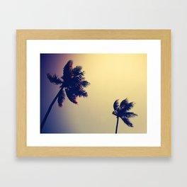 Palmas del Mar Framed Art Print