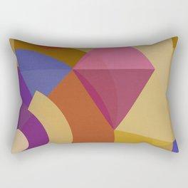 Mutt's Nuts THREE Square Rectangular Pillow