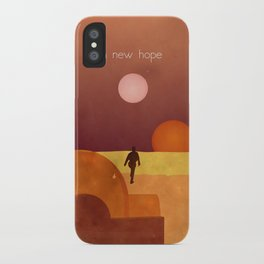 A New Hope iPhone Case