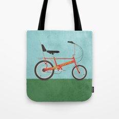 Chopper Bike Tote Bag
