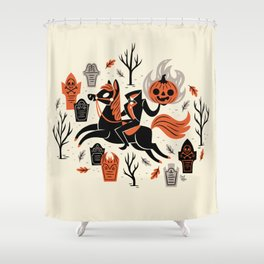 Headless Shower Curtain