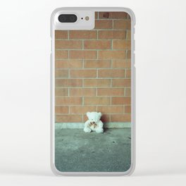 bear 35mm Clear iPhone Case