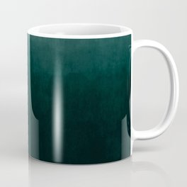 Ombre Emerald Coffee Mug