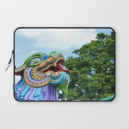 Chinese Dragon Ride Laptop Sleeve