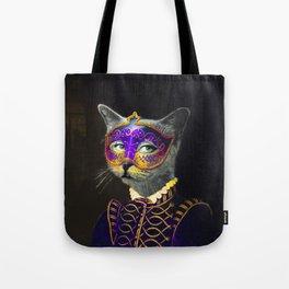 Cool Animal Art - Cat Tote Bag