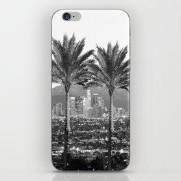 LA Palms iPhone Skin