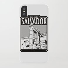 Salvador - Bahia - Brazil Slim Case iPhone X