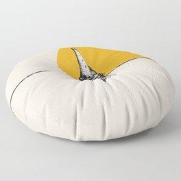 Lighthouse Minimalism Floor Pillow
