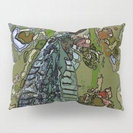 Damsel Fly Pillow Sham