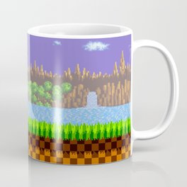 Green Hill Coffee Mug