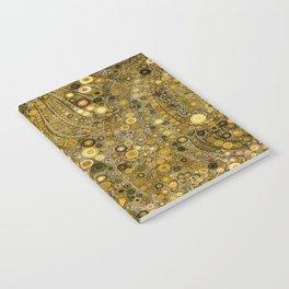 :: Good as Gold :: Notebook