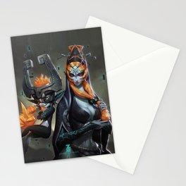 Midna Twilight Princess x 2 Stationery Cards