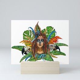 VoodoWitch #1 Mini Art Print