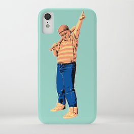 Baby Ruthy iPhone Case