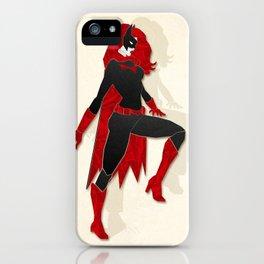 Batwoman iPhone Case