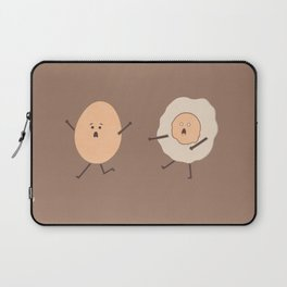 Dawn Of The Egg Laptop Sleeve