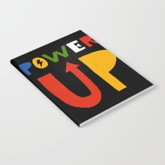 Power Up Notebook