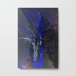 Mind Garden Metal Print