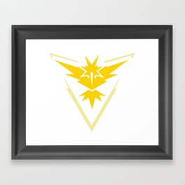 Team Mystic Framed Art Print