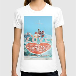 Salvation Mountain T-shirt