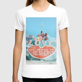 Salvation Mountain T-shirt