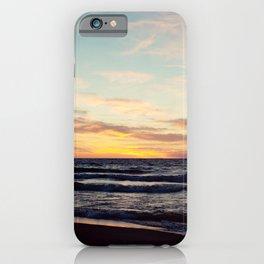 Lake Erie Sunset II iPhone Case