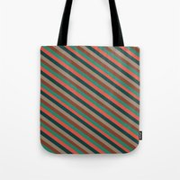 preppy Tote Bags featuring Preppy by Farnell