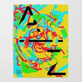 A – Z… A Million Random Digits – Poster