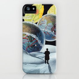 Parallel Universe iPhone Case