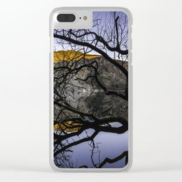 Lough Tay, Wicklow Mountains Clear iPhone Case