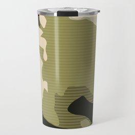 Jacques Brel Travel Mug