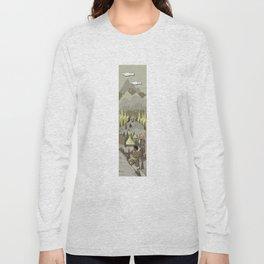 A Bronze Age Landscape Long Sleeve T-shirt