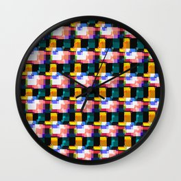 Spattern Wall Clock