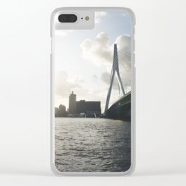 rotterdam Clear iPhone Case
