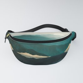 Waters Edge Reflection Fanny Pack