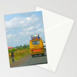 The Road to Kitui / Kenya Stationery Cards