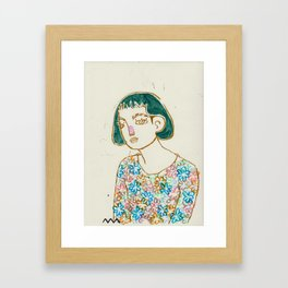 BEGINNERS, Framed Art Print
