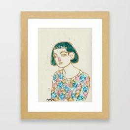 BEGINNERS, Framed Art Print