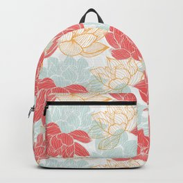 Lotus Carousal Backpack