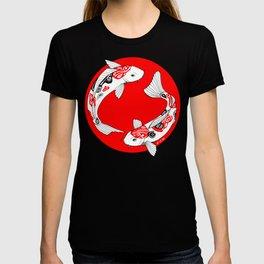 Japanese Kois T-shirt