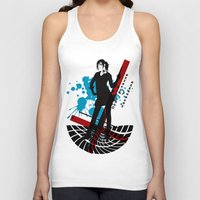 cage Tank Tops featuring CAGE by AURA-HYSTERICA