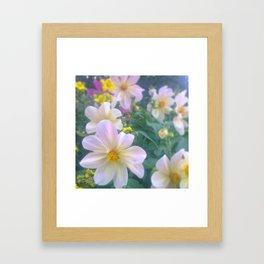 Bohemian Garden Framed Art Print